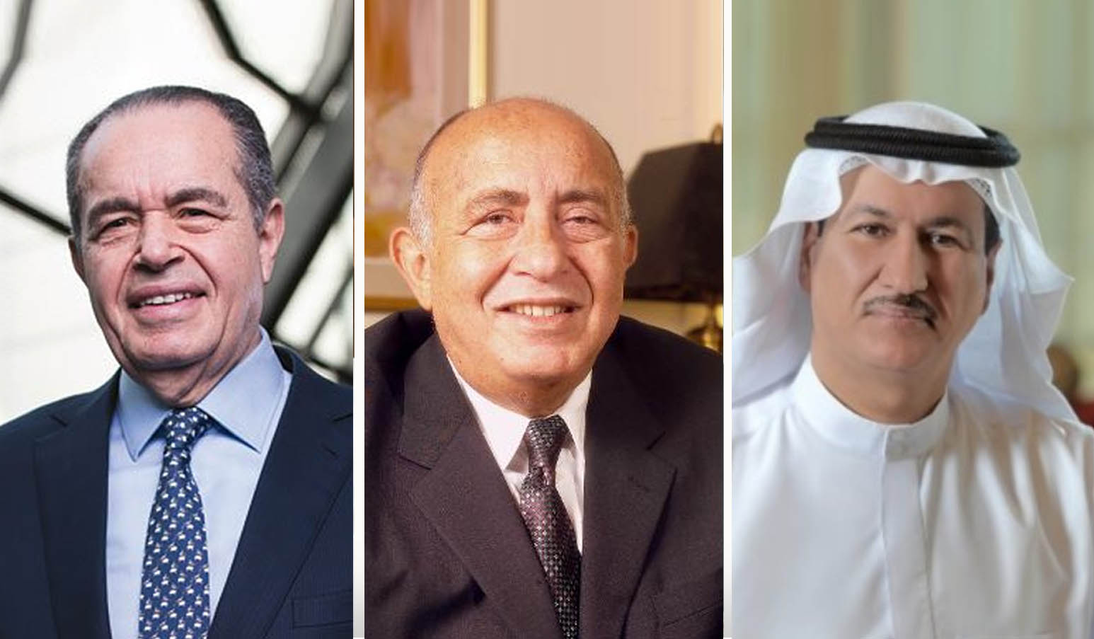 Updated: Meet The Middle East Billionaires Funding The Fight Against COVID-19