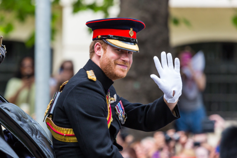 Prince Harry On Giving Up Royal Titles: 'It Brings Me Great Sadness That It Has Come To This'