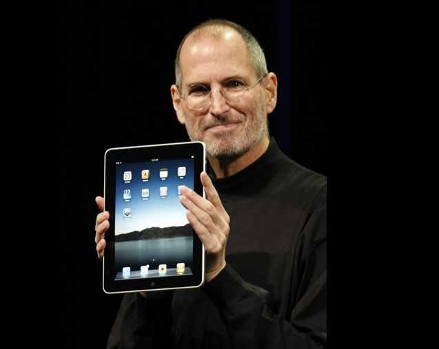 10 Years Of The iPad: How Steve Jobs Changed The Way We Consume Technology