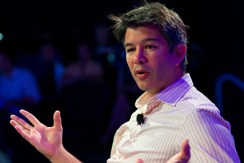 Uber's Ex-CEO Travis Kalanick Has Dumped 90% Of His Stock In Just Six Weeks