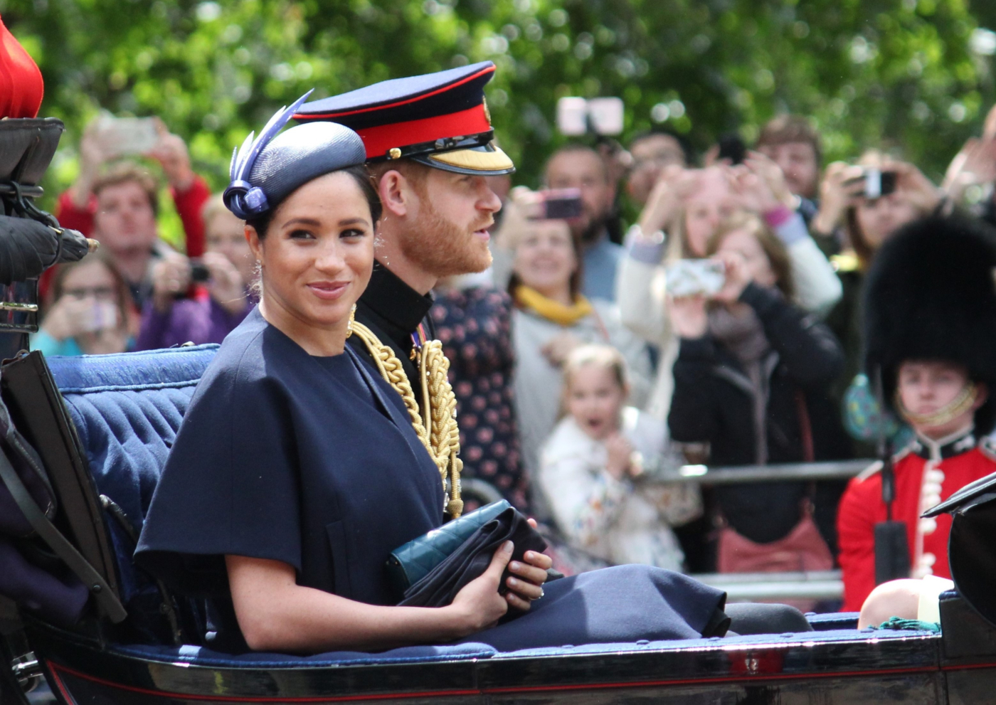 Queen 'Entirely Supportive' Of Harry And Meghan's Desire To Step Back As Senior Royals