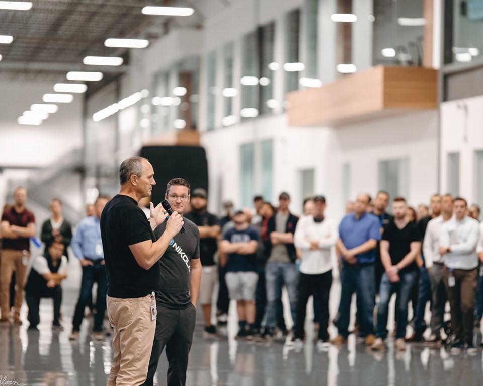 Hydrogen Truckmaker Nikola Listing On Nasdaq Via Surprise Merger With VectoIQ Worth $3.3 Billion