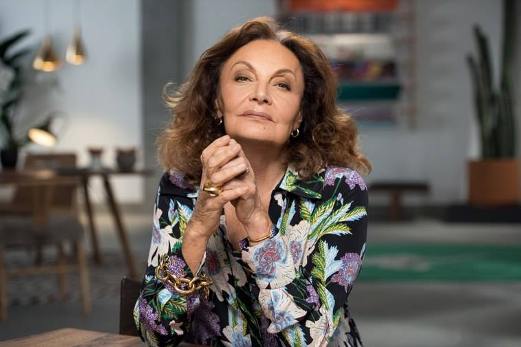 Exclusive: Diane Von Furstenberg Launches First-Of-Its-Kind #InCharge Initiative With Amazon For Women's History Month
