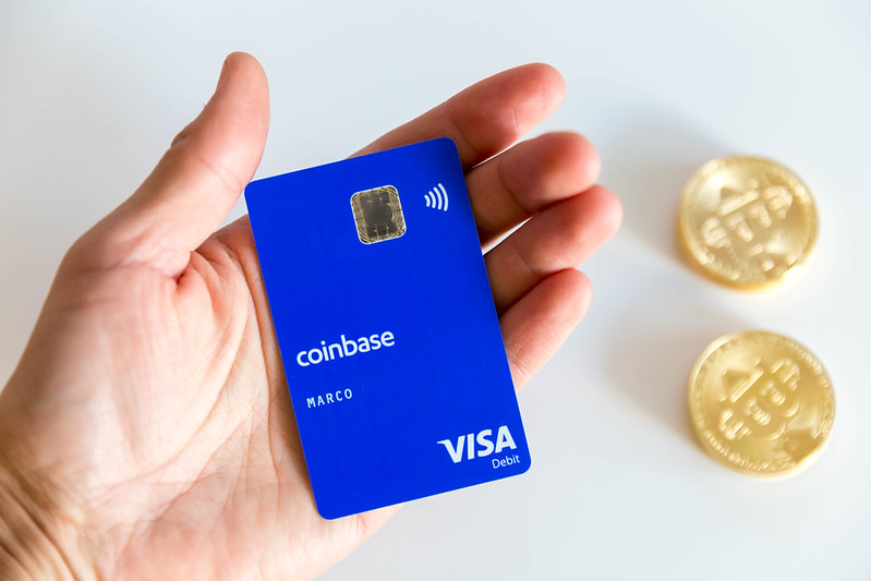 Visa Grants Coinbase Power To Issue Bitcoin Debit Cards
