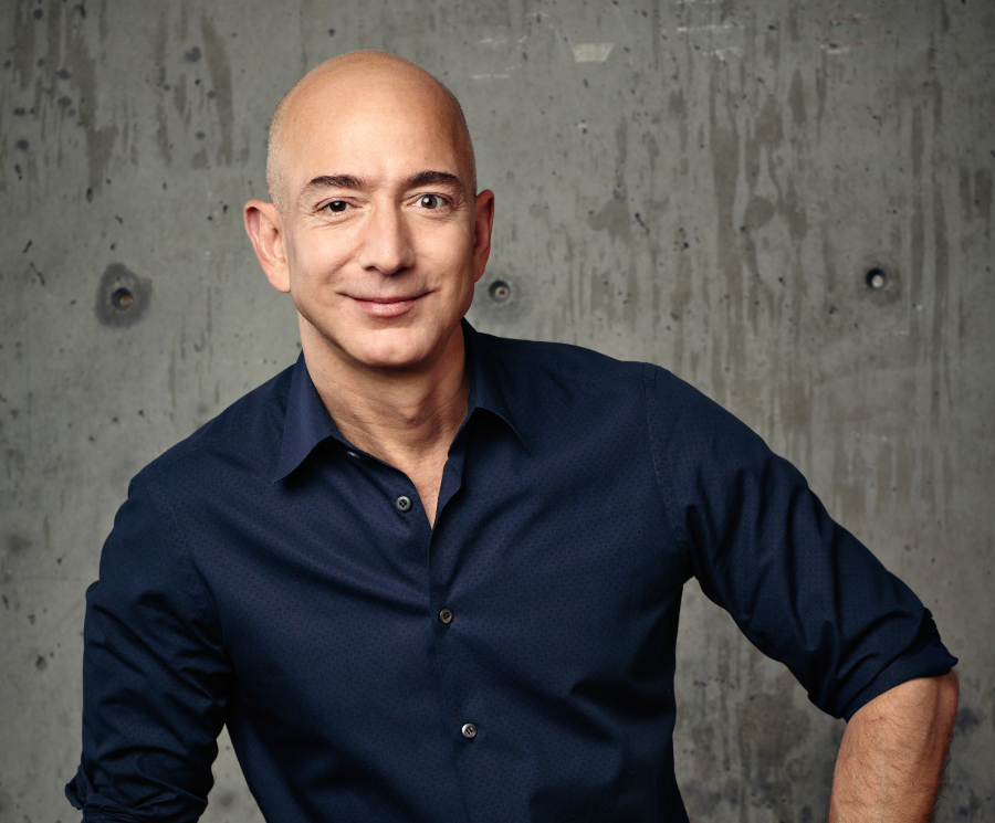Amazon Plans $1 Billion Investment In India's SMEs As CEO Bezos Visits