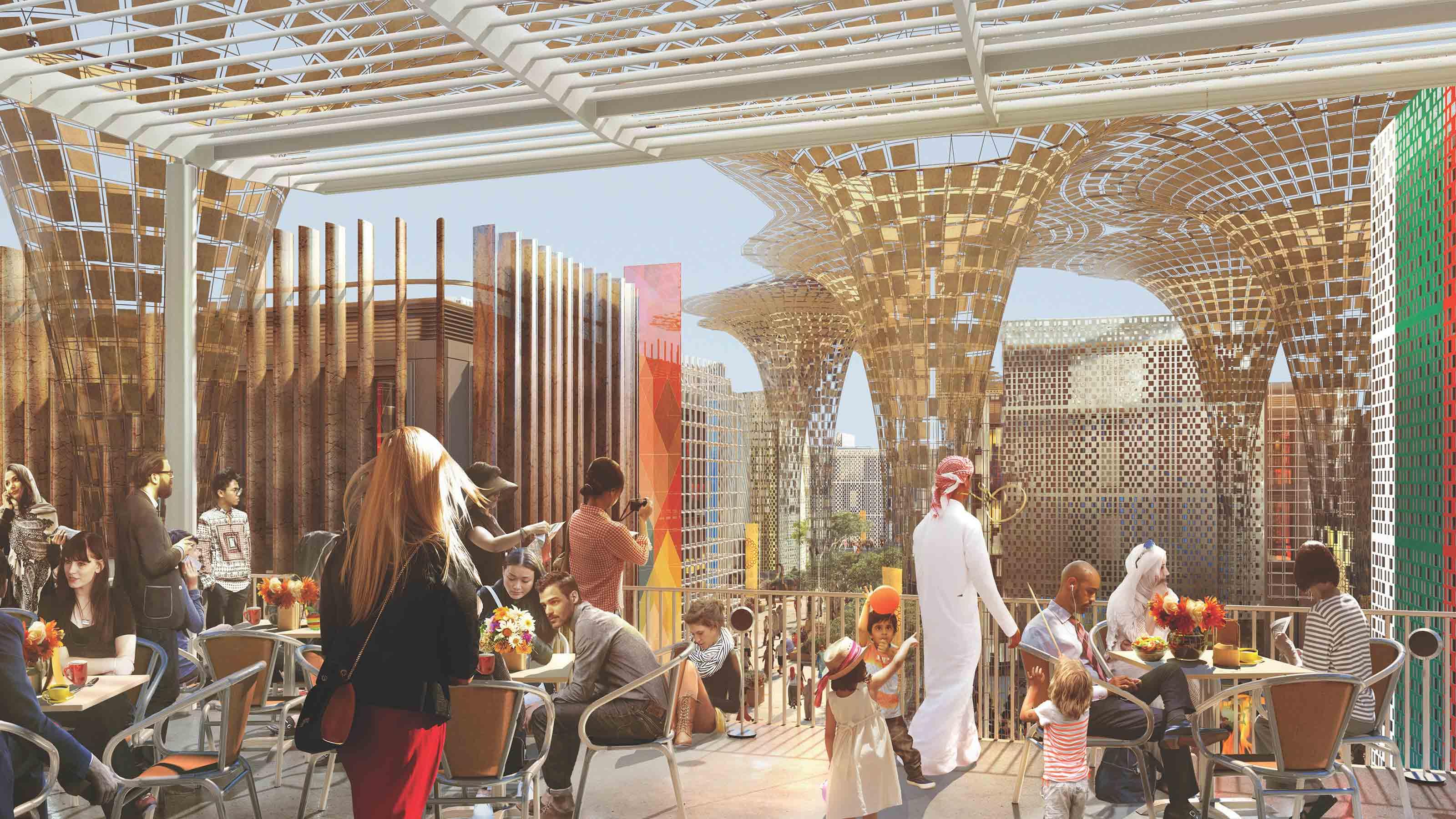 ماذا سيحدث بعد انتهاء معرض (Expo 2020)؟