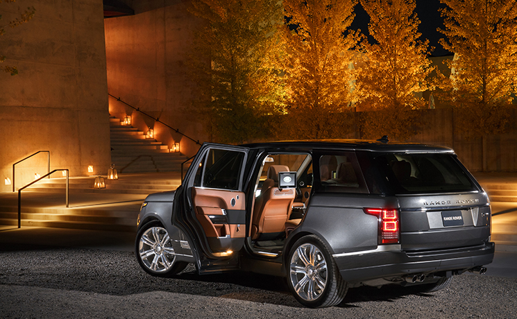 photos courtesy of intersect by range rover