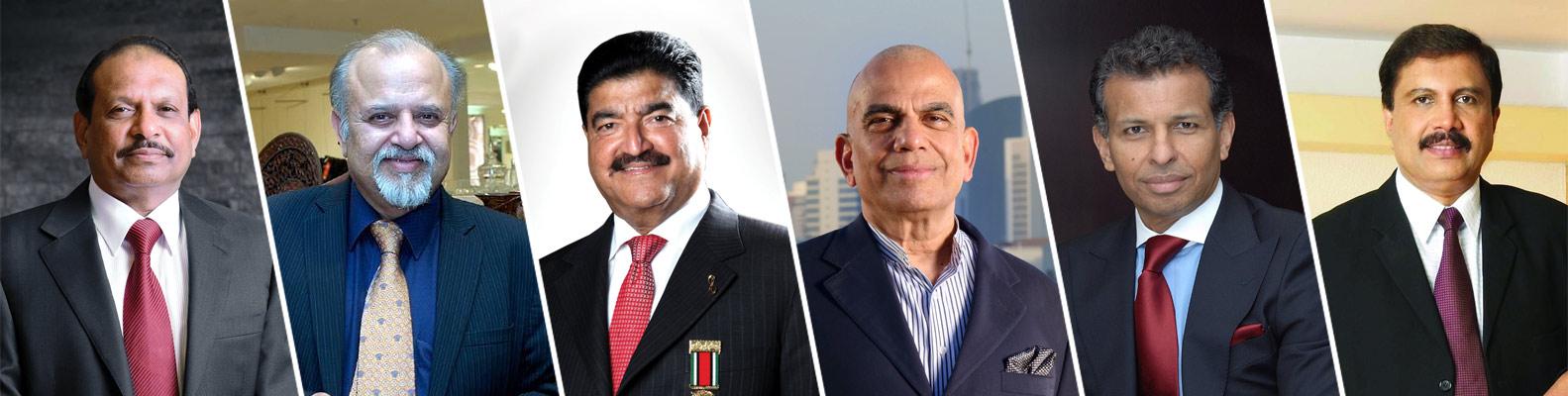 Top 100 Indian Leaders in UAE