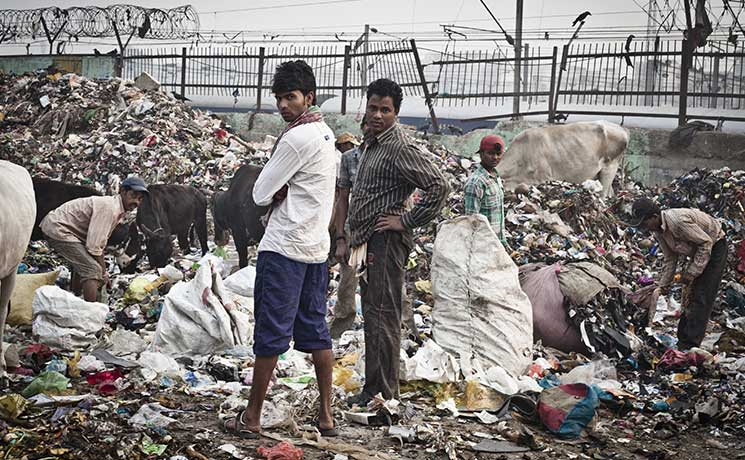 IT Comes To The Aid Of Bangalore's Rubbish Collectors