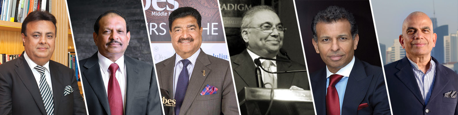 Top Indian Leaders in the Arab World 2015: Owners