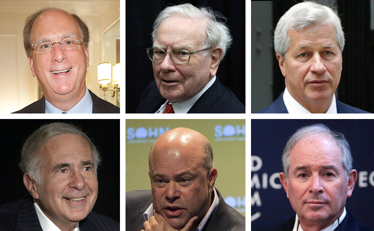 Money Masters: The Most Powerful People In The Financial World