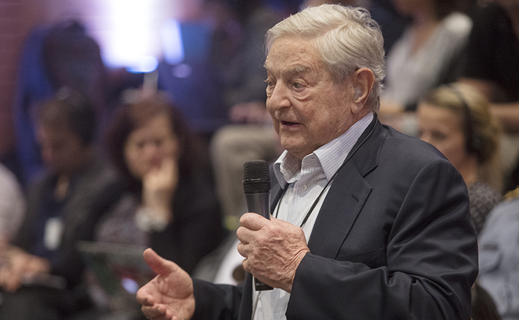 How Billionaire George Soros Profited From Brexit's 'Black Friday'