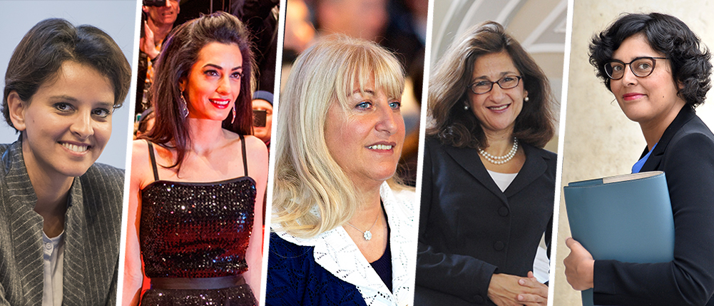 World's 10 Most Powerful Arab Women