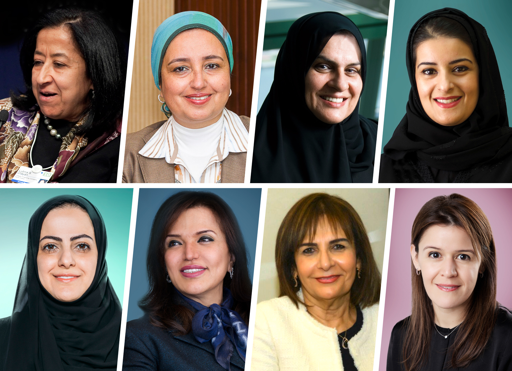 Top 10 Most Powerful Arab Women In Government 2017