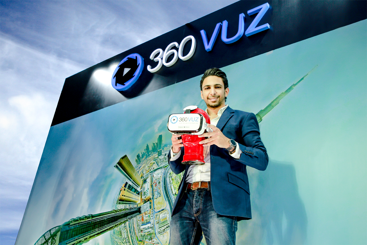 Khaled Zaatarah Is Making The Jump Into Virtual Reality, But Is He Too Early?