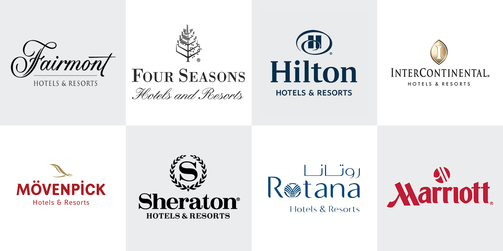 The Top 10 star Hotel Brands In The Arab World