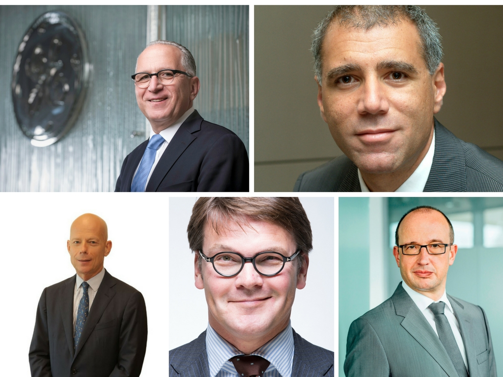 The Top 5 Executives In The Arab World