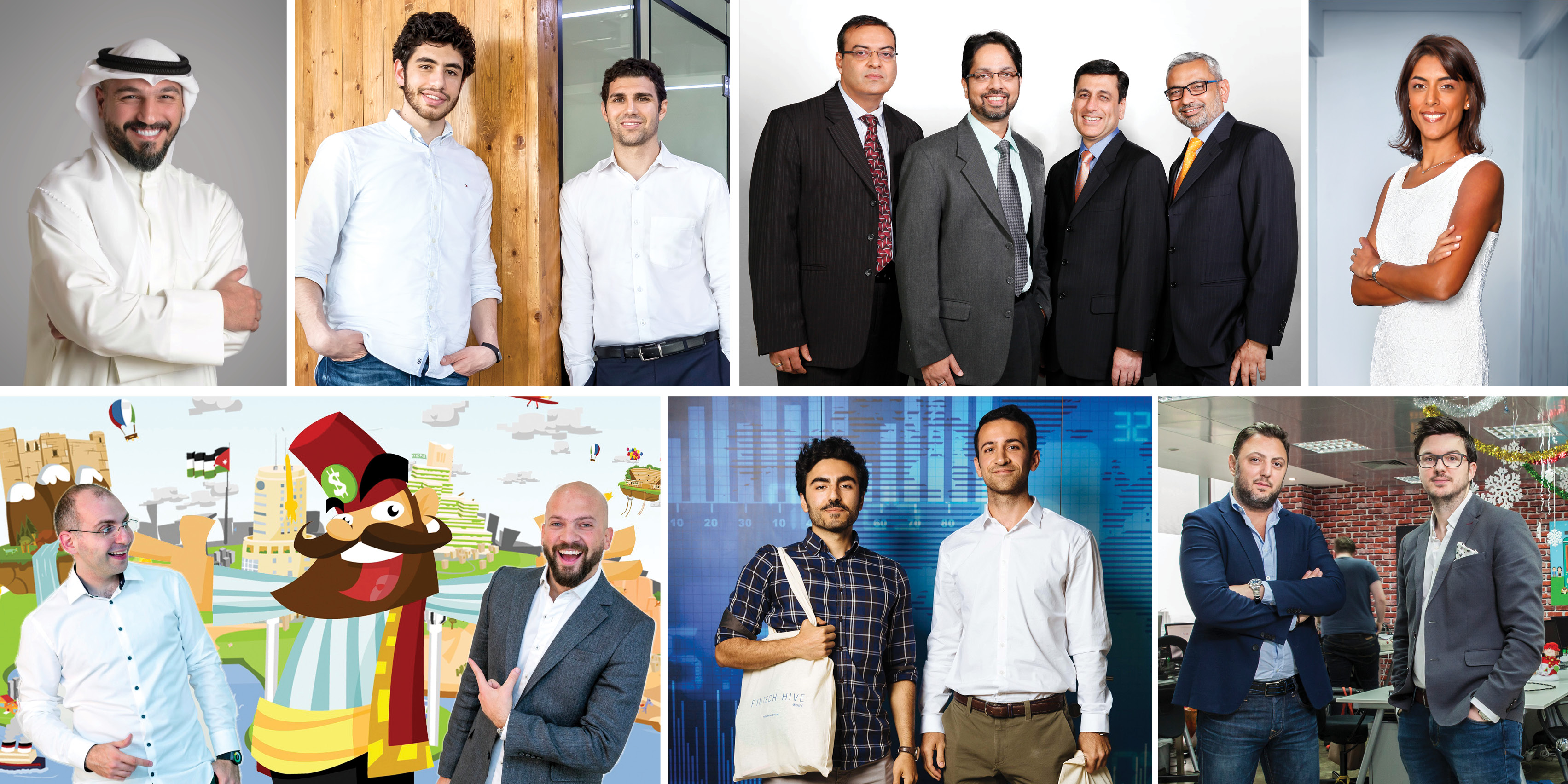 Top 20 Fintech Startups In The Middle East
