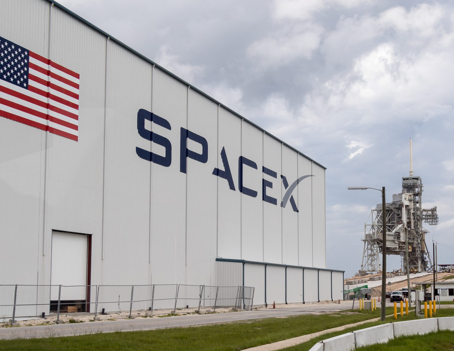 SpaceX Launched Its Falcon Heavy Rocket, Sent A Car To Space
