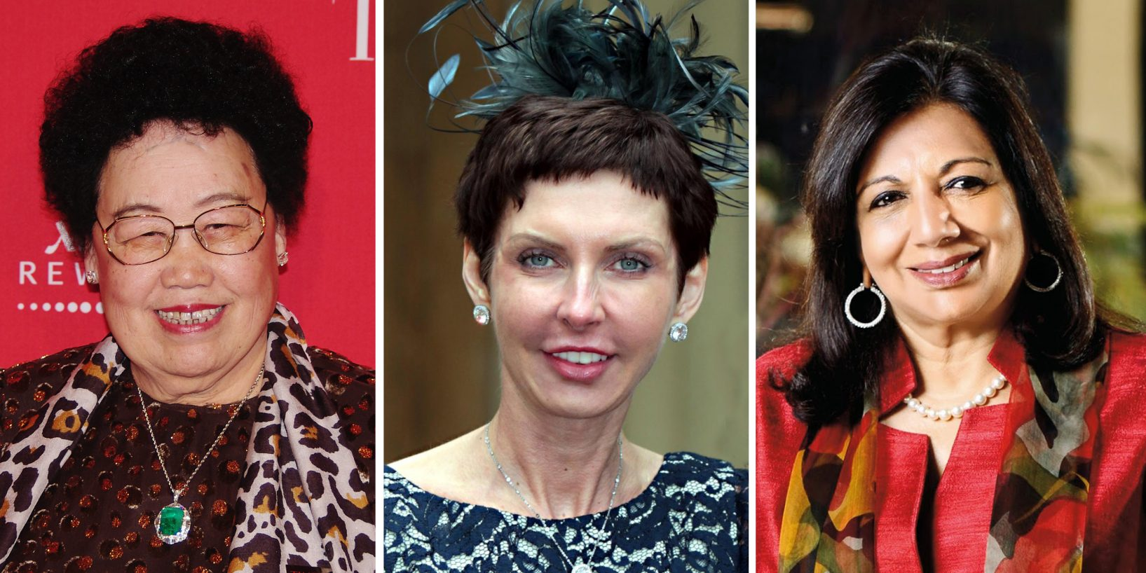 Top 10 Self-Made Women Billionaires