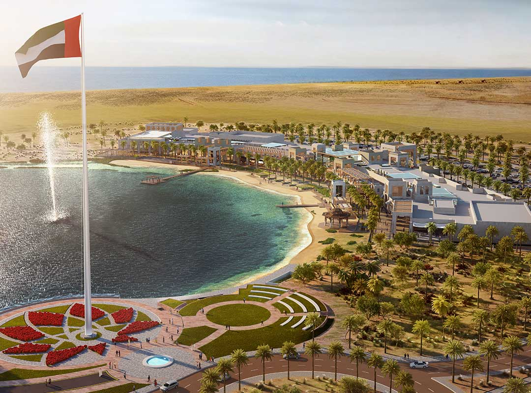 Eagle Hills Appoints New Contractor For $44 Million Kalba Waterfront Project