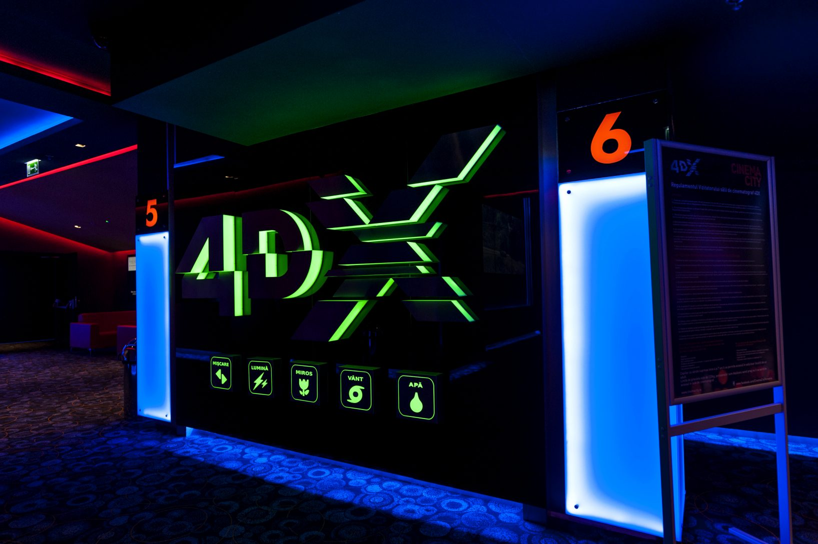 After Screening Its First Public Cinema, Saudi Arabia Is Now Opening 4DX Theatres