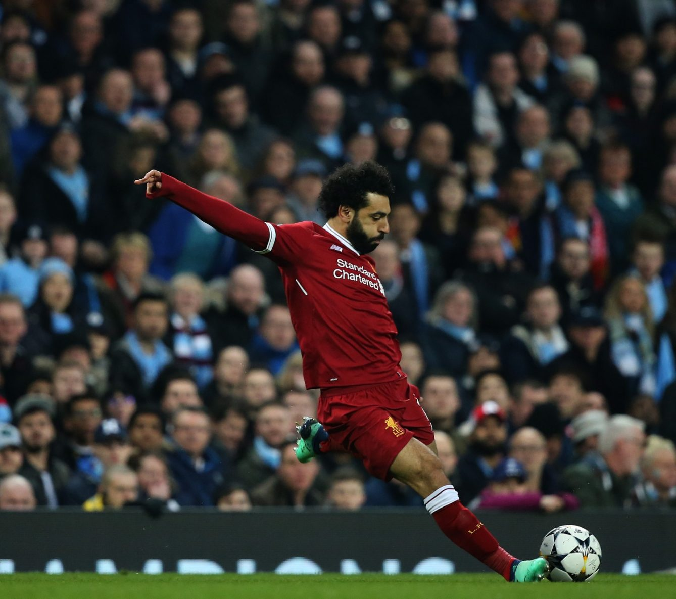 Mohamed Salah To Return As Egypt Takes On FIFA World Cup Host Russia