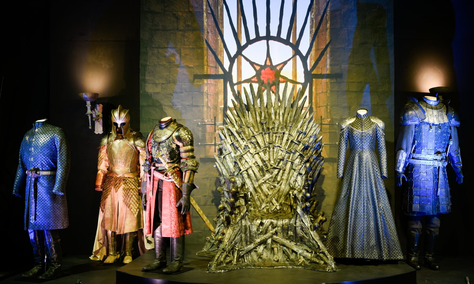 Game of Thrones Touring Exhibition Opens In Paris