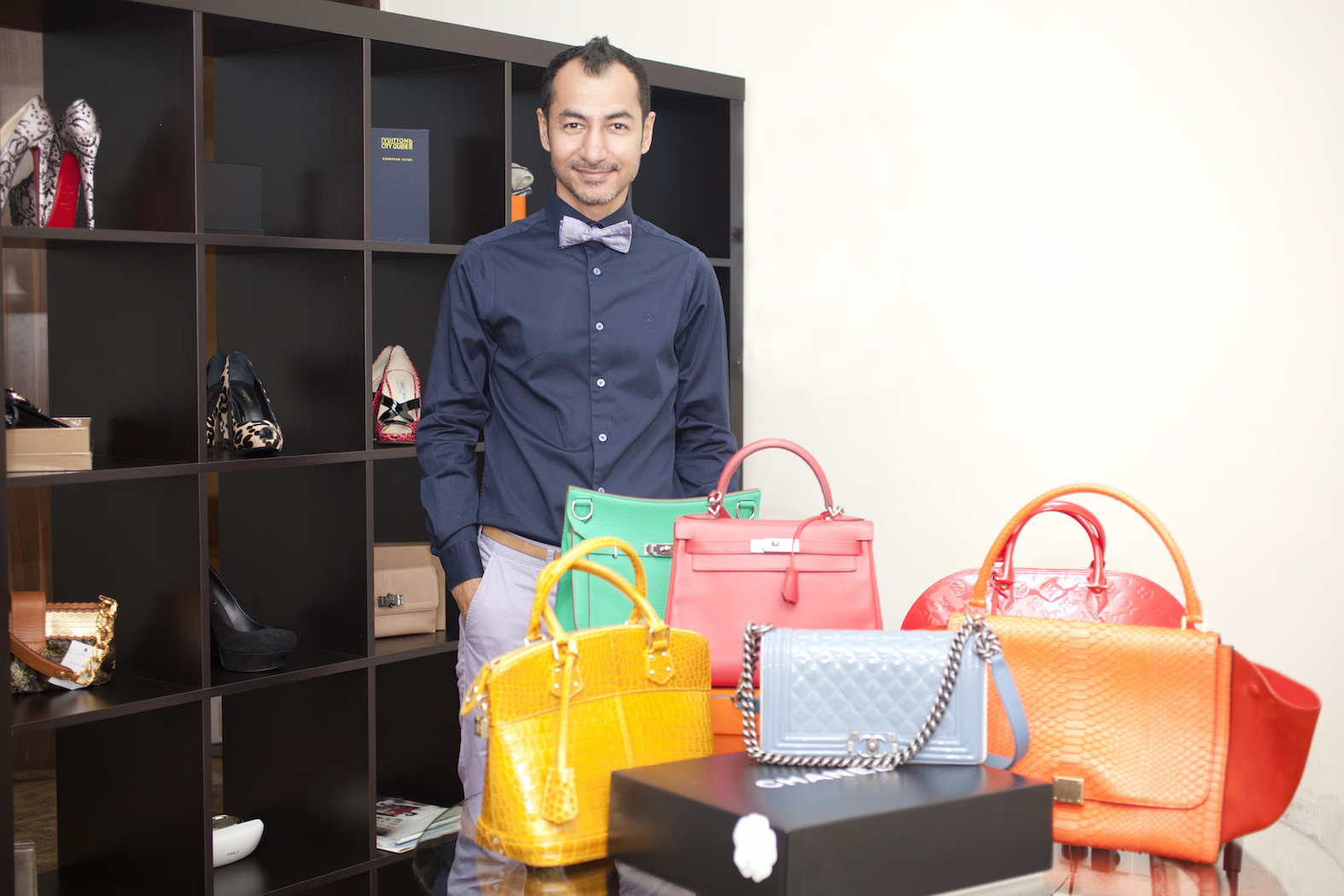 The Luxury Closet Bags $8.7 M In Growth Funding From Investors Led By MEVP