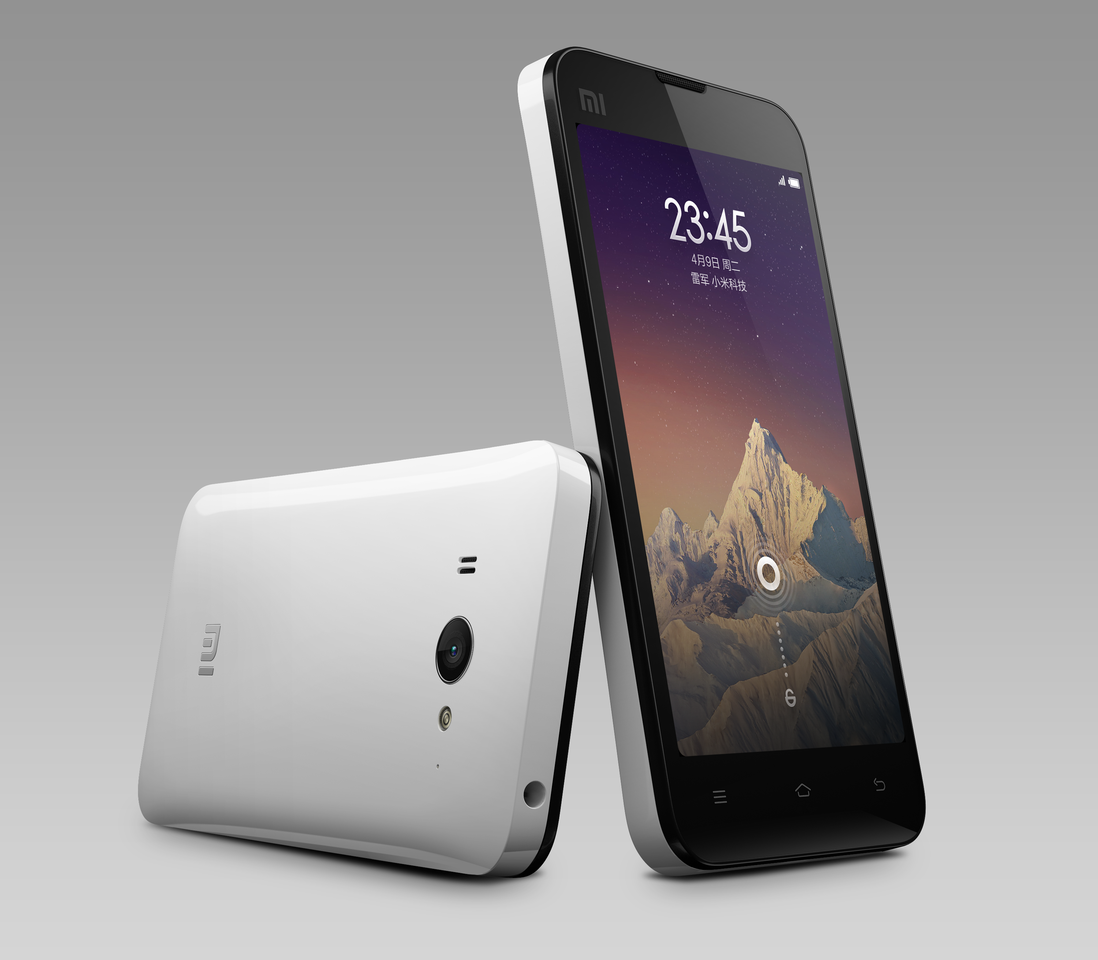 mi 2s front angle preview