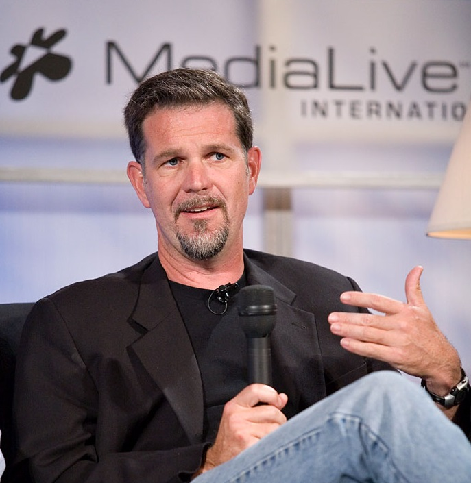 Netflix's CEO Reed Hastings' Net Worth Falls By 5% To Reach $3.9 Billion As Company Shares Tumble