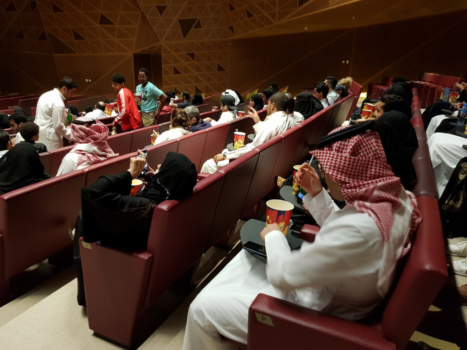 Saudi Cinema Gets A Boost After Third Cinema Operator Plans To Open 30 New Theatres