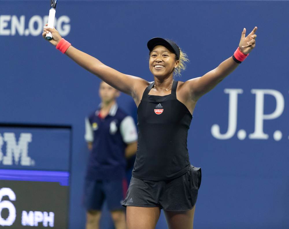 Naomi Osaka Strikes Gold With Defeat Of Serena Williams In U.S. Open Final