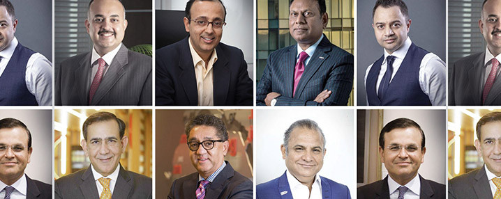 Top 50 Indian Executives In The Arab World 2018